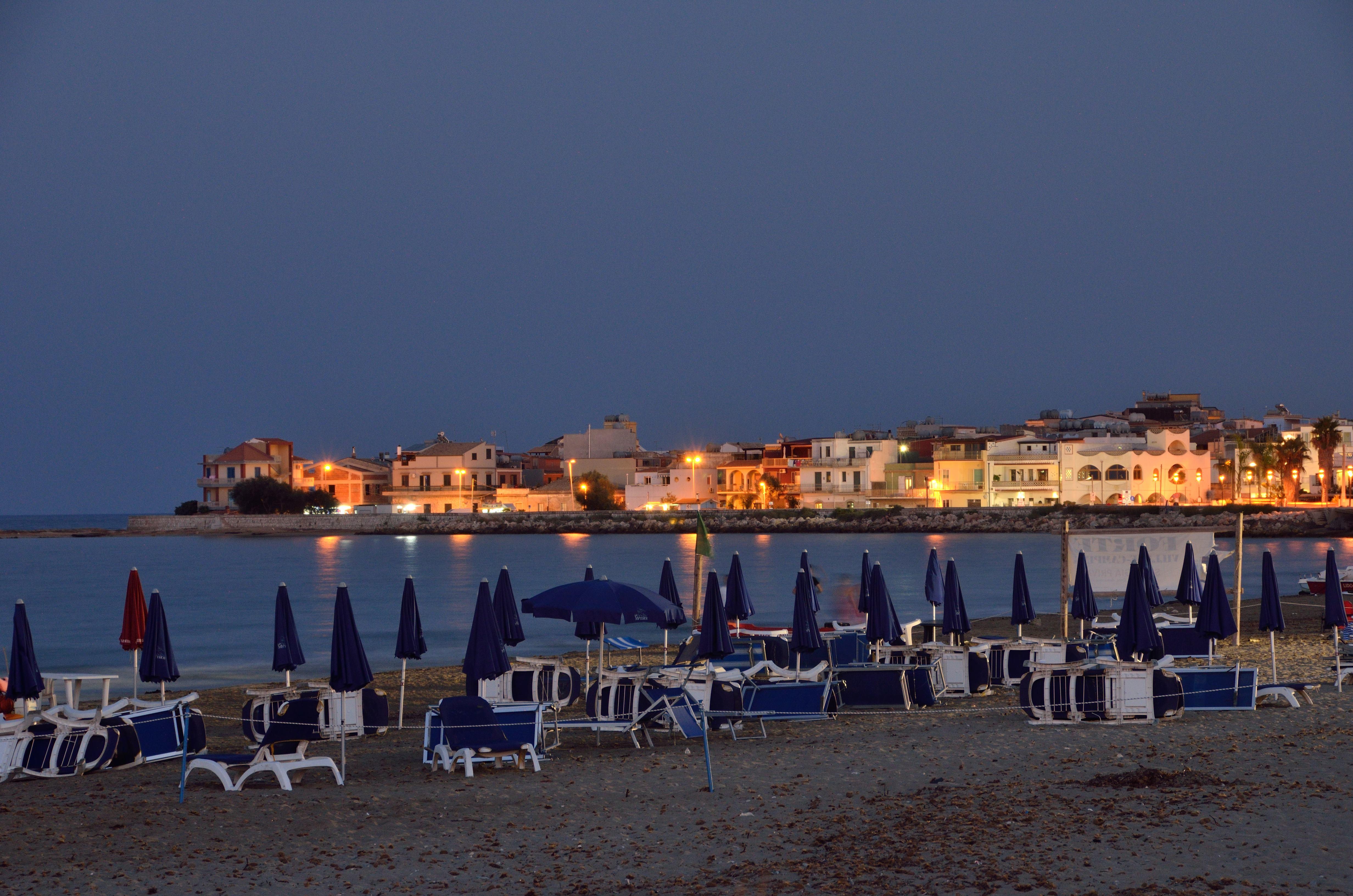 spiaggia spinazza residence rada delle tortore marzamemi - Spinazza